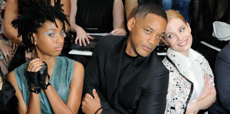Stars : les people aux défilés haute couture
