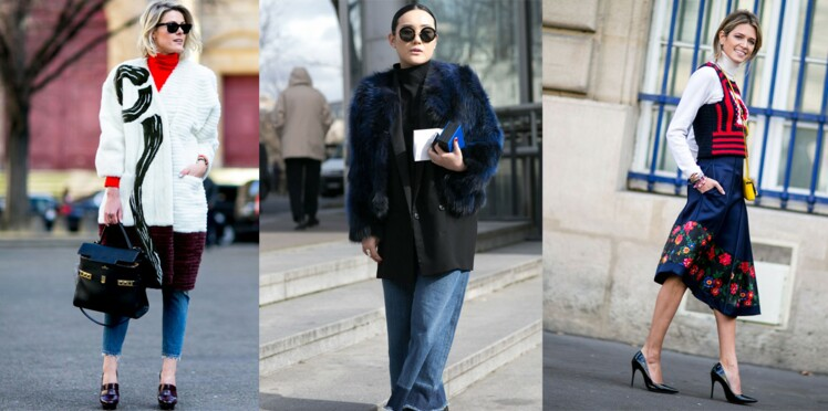 Fashion week : les plus beaux street looks
