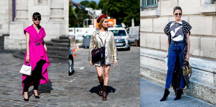 Street style : les plus beaux looks repérés pendant la Fashion week
