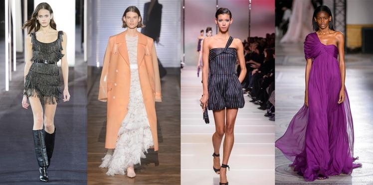 15 tendances mode printemps été 2018 à piquer aux défilés et comment les porter la saison prochaine