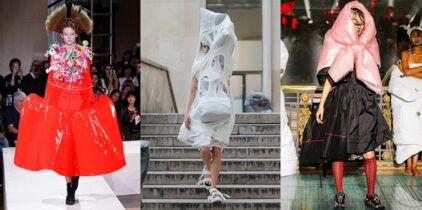 fb61fda81e0 Les tenues les plus insolites repérées pendant la fashion week