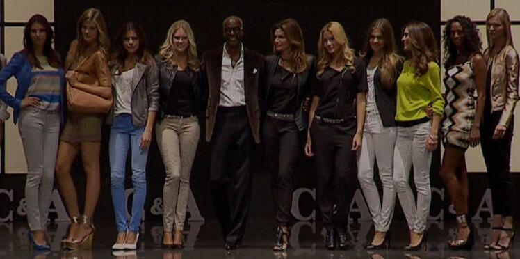 Cindy Crawford, le top model devenu créatrice de mode