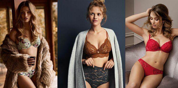 Belle lingerie : 30 parures d'hiver canons pour sublimer toutes les morphos