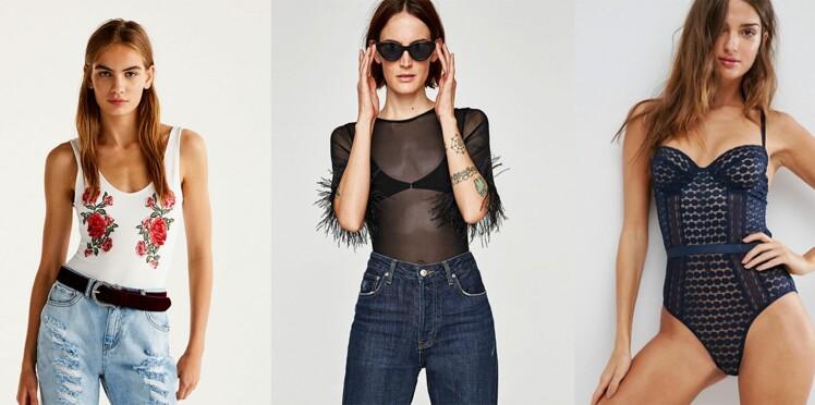 Body : 20 jolis modèles à porter de nuit comme de jour