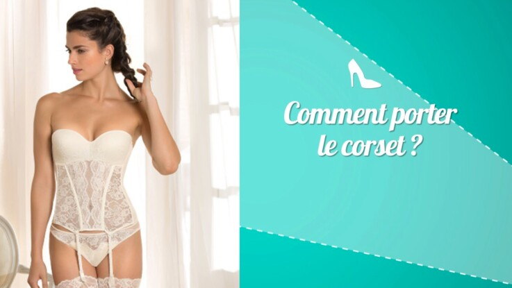Comment porter le corset pendant les fêtes ? La réponse de notre experte lingerie en vidéo