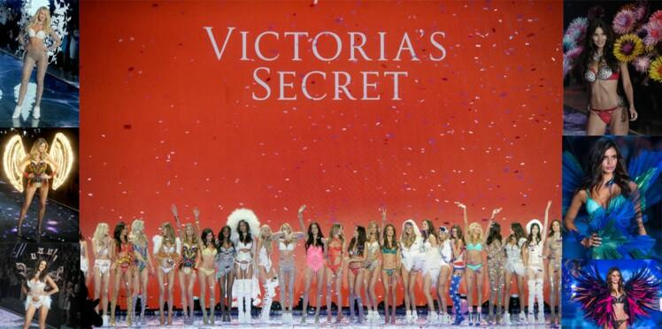 Coup d'oeil sur le défilé Victoria's Secret 2015 !