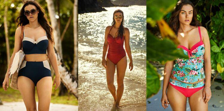 Forte poitrine : nos conseils pour bien choisir son maillot de bain