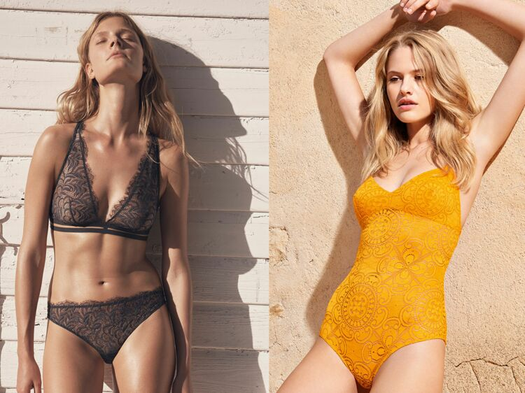 78d90a53b2 Vite, une jolie lingerie féminine et colorée pour l'été ! : Femme Actuelle  Le MAG