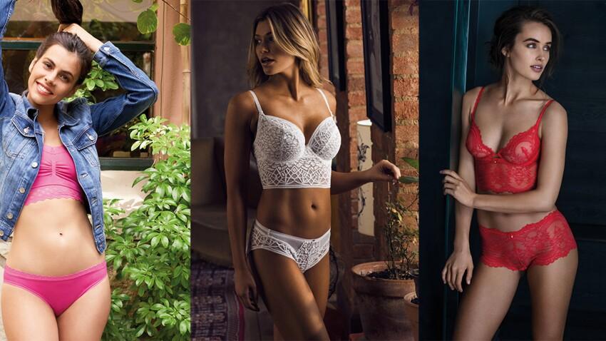 Soutien-gorge bustier : 20 modèles pour s'y essayer