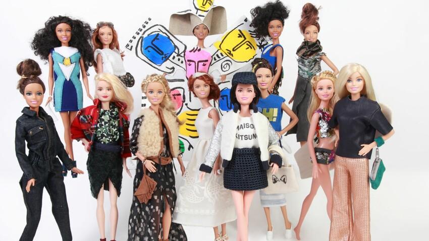 13 créateurs de mode relookent Barbie