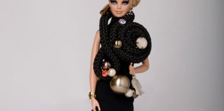 50 Barbie accessoirisées par des créateurs