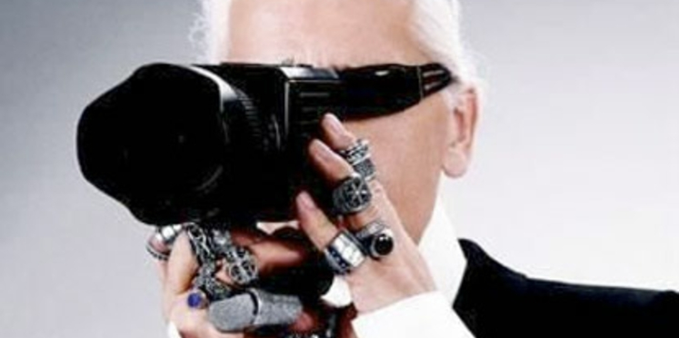 70 ans pour Karl Lagerfeld