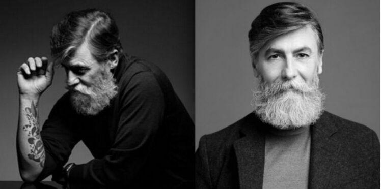 À 60 ans, il est le mannequin star du web