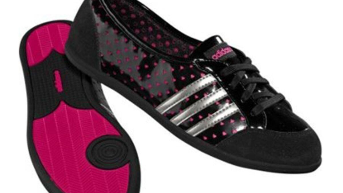 Adidas imagine des baskets pour Jennyfer : Femme Actuelle Le MAG
