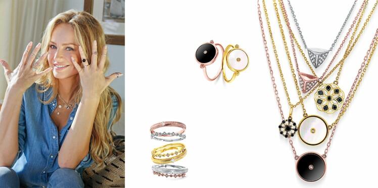 Adriana Karembeu lance sa ligne de bijoux précieux et responsables