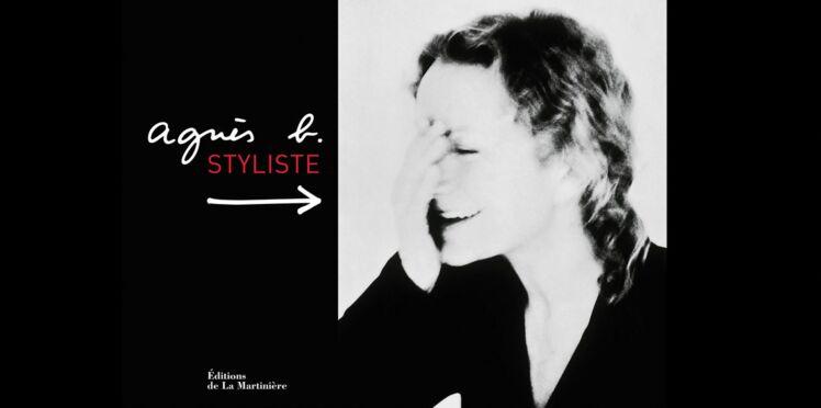 Agnès b. styliste, un beau livre