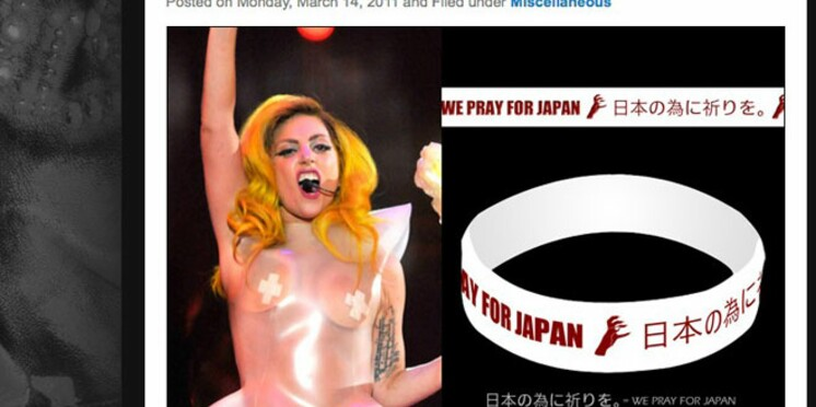 Le monde de la mode réagit après le tremblement de terre au Japon