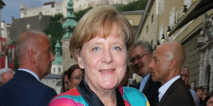 Angela Merkel, souvent critiquée pour son manque de style, ose la tenue ultra tendance