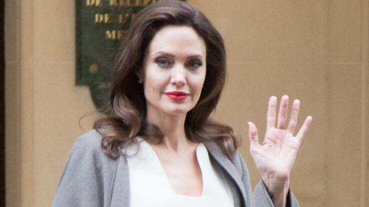 Quand Angelina Jolie copie le look de Meghan Markle...