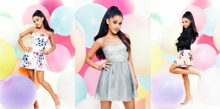Ariana Grande signe une capsule pour Lipsy