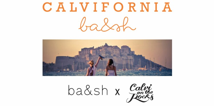 Ba&sh s'associe au festival Calvi on The Rocks !