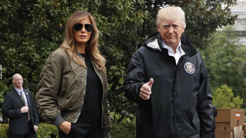 Bad buzz mode - Les talons aiguilles de Melania Trump créent la polémique : découvrez pourquoi...