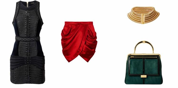 Balmain x H&M : 15 pièces coup de cœur à shopper le 5 novembre !