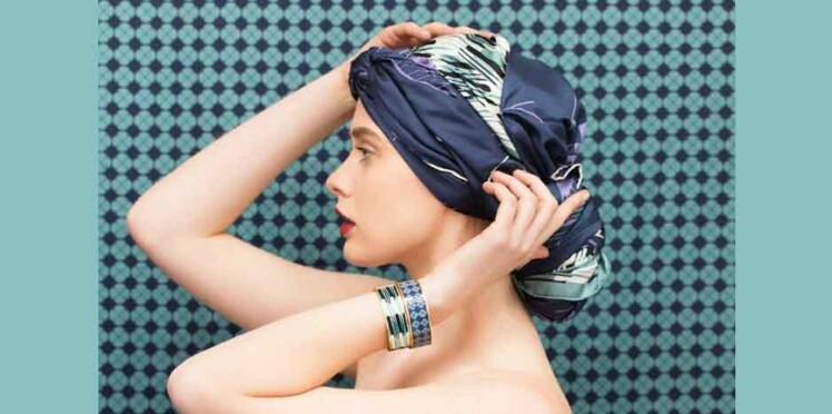 Bangle Up lance une ligne de foulards !