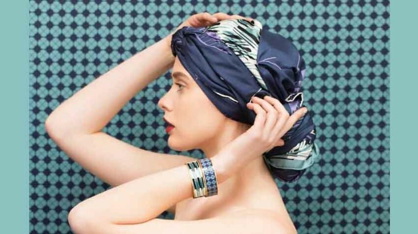 Bangle Up lance une ligne de foulards !