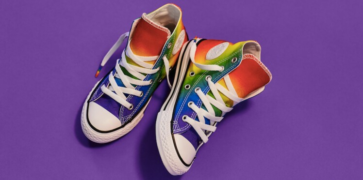 Yes To All : la collection canon de Converse pour la communauté LGBTQ