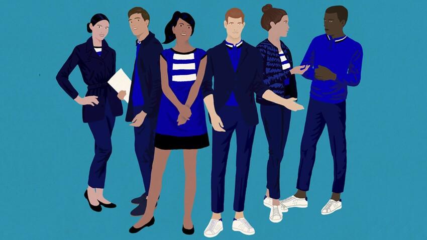 Basket, doudoune et 7/8ème, le nouvel uniforme des hôtesses de l'air