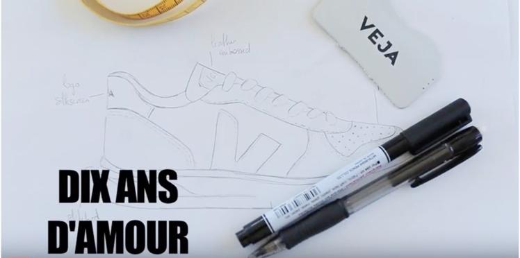 VIDEO – Les coulisses de fabrication de la basket iconique de Veja