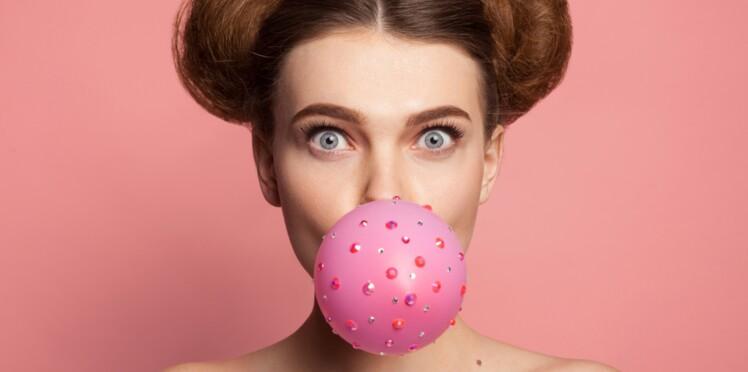 Insolite : découvrez les baskets en chewing-gums recyclés