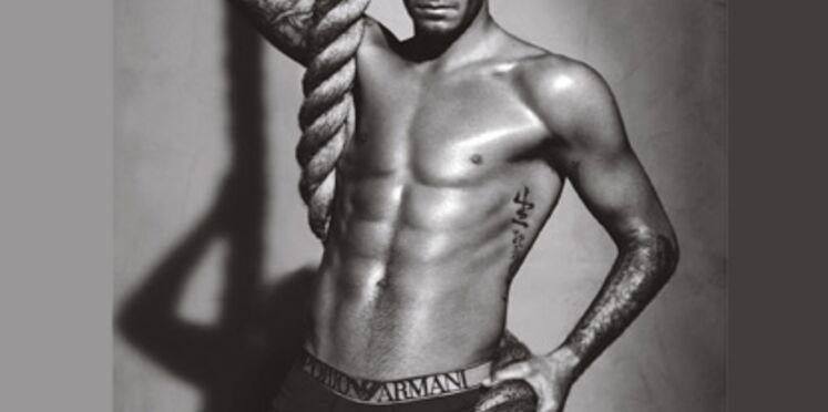 La première photo de Beckham pour Emporio Armani Underwear dévoilée