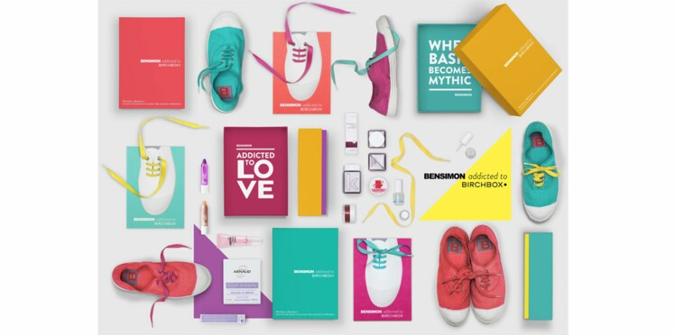 Bensimon et Birchbox : la collaboration pop de juillet