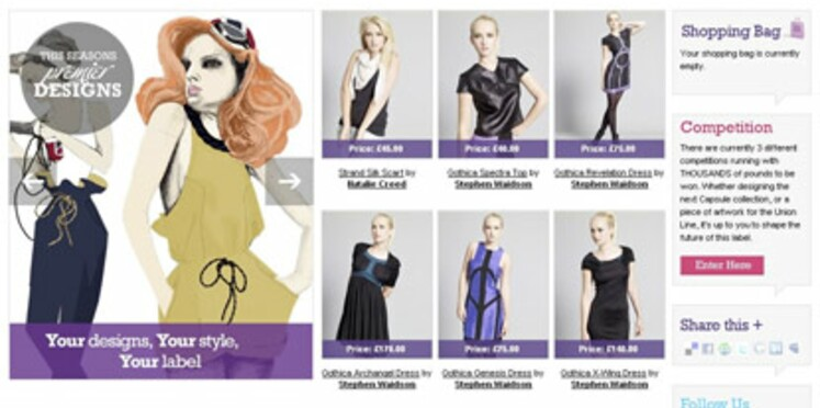 Betafashion.com, un site qui démocratise la mode
