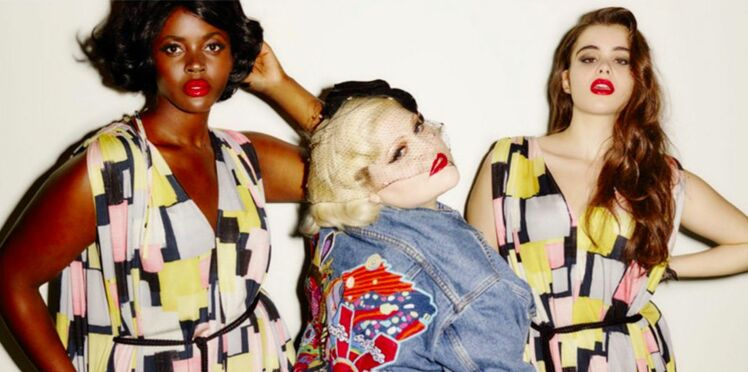Beth Ditto lance sa collection grande taille
