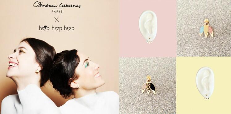 Bijoux : la collab' Clémence Cabanes x Hop Hop Hop