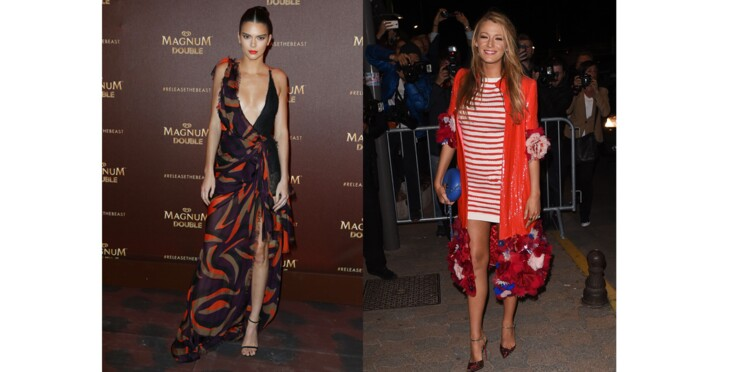 Blake Lively Vs Kendall Jenner, battle fashion à Cannes