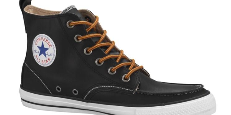 La rentrée marquée par le retour des boots chez Converse