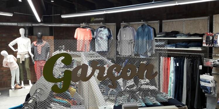 bd1f301cc673ef Kiabi : une première boutique solidaire près de Lille : Femme ...