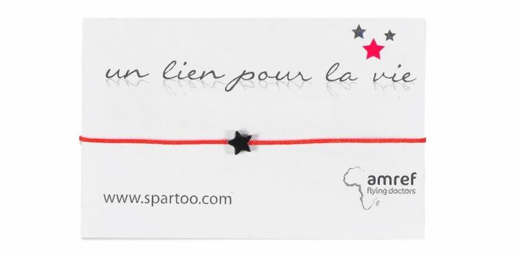 Le bracelet de Spartoo pour la bonne cause