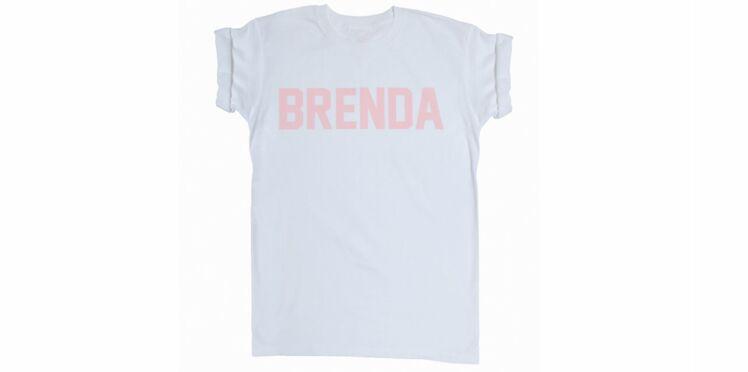 Brenda : le tee-shirt so nineties de Ma Demoiselle Pierre