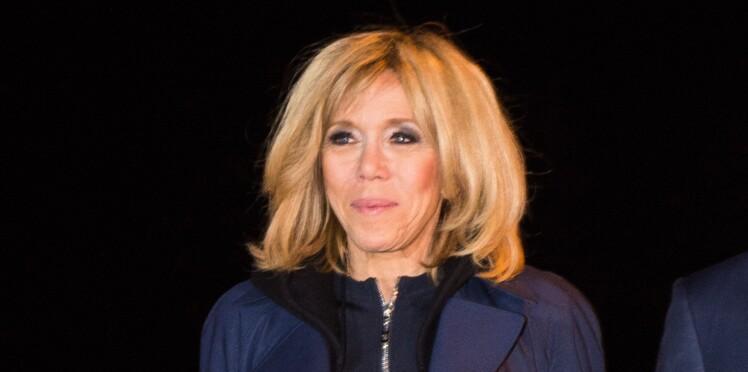 Brigitte Macron change de look pour son voyage au Sénégal