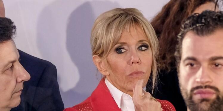 Brigitte Macron, ultra chic en blazer rouge : un hommage à Tunis ?