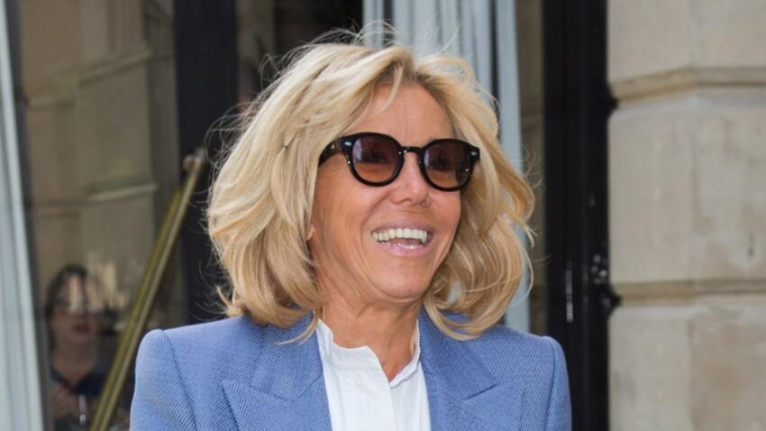 Brigitte Macron aux Solidays : son look tendance en mode festival
