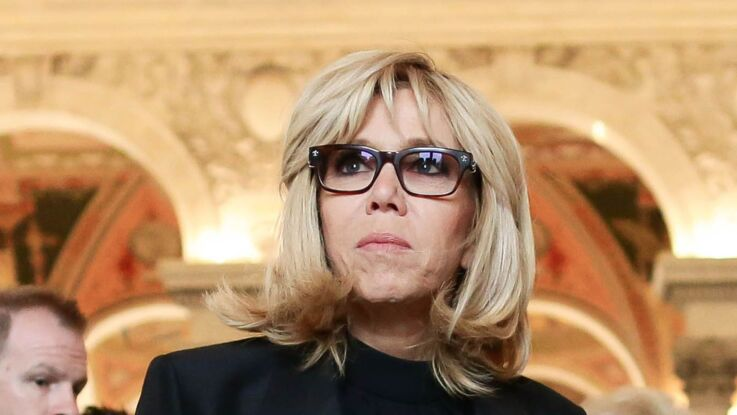 Brigitte Macron assume un look rock chic aux USA