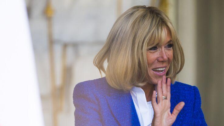 Les secrets de travail de Mathieu Barthelat Colin, styliste personnel de Brigitte Macron