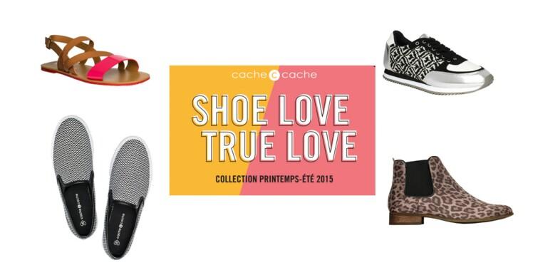Cache Cache étoffe sa collection de chaussures pour le printemps-été 2015