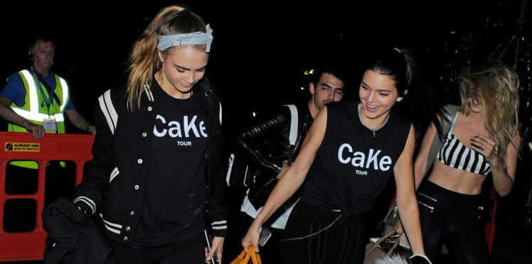 CaKe, bientôt une marque signée Kendall et Cara ?